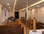Katedra Siedlce - Ministranci naskupisku