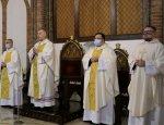 Katedra Siedlce - Sztandar Akcji Katolickiej