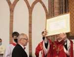 Katedra Siedlce - Kościelny namedal!