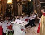 Katedra Siedlce - Promocja ministrancka wkatedrze