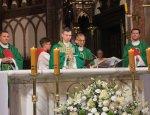 Katedra Siedlce - Błogosławieństwo dzieci oraz przyborów szkolnych
