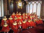 Katedra Siedlce - Schola dziecięca Wniebogłosy